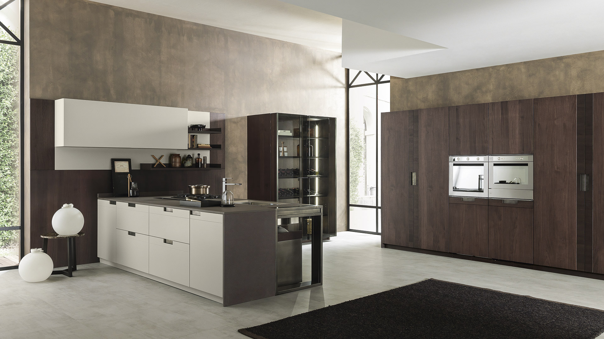 Kitchens pedini miami