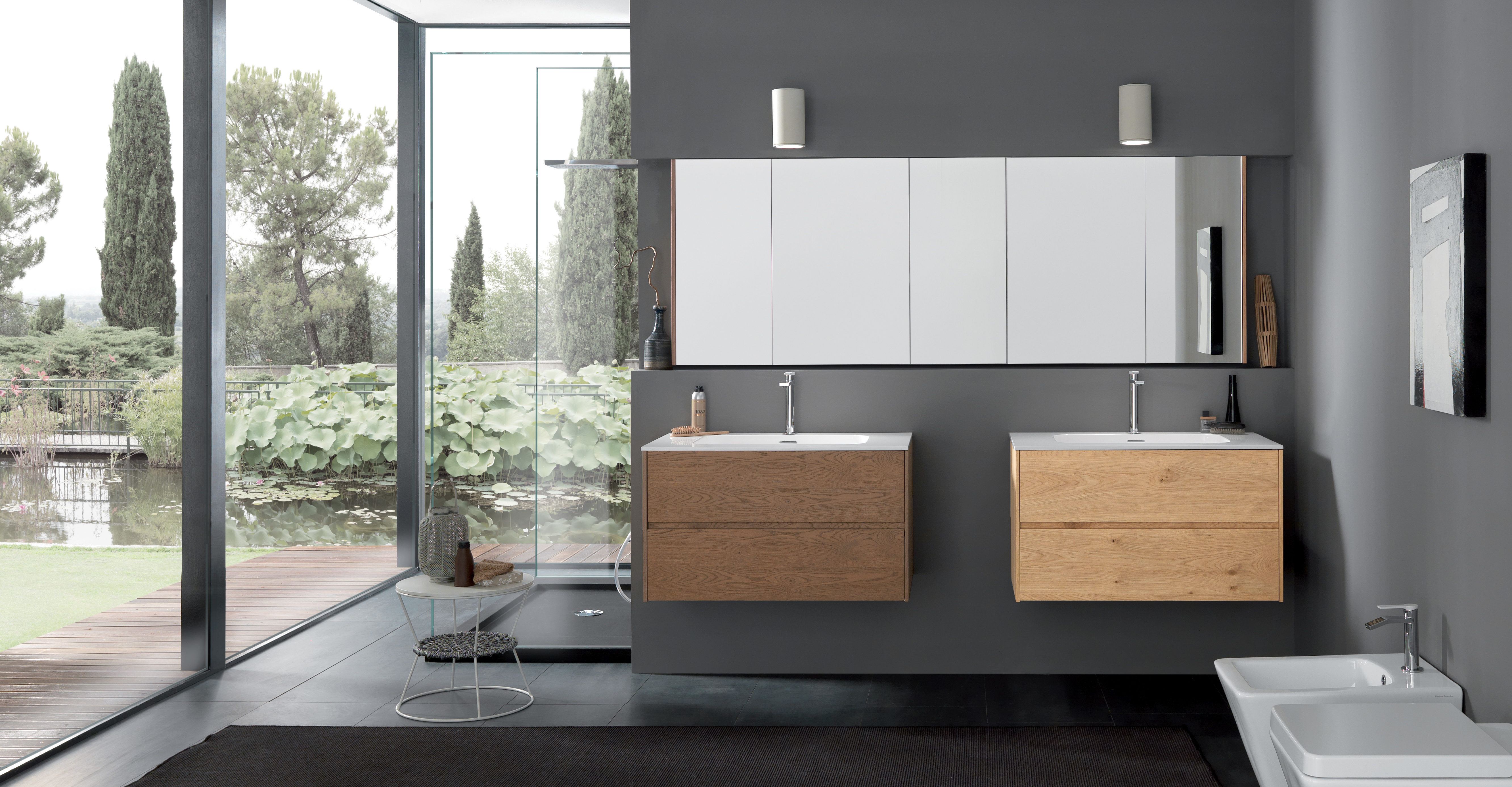 Modern Bathroom Sink Cabinets Cupboard Design