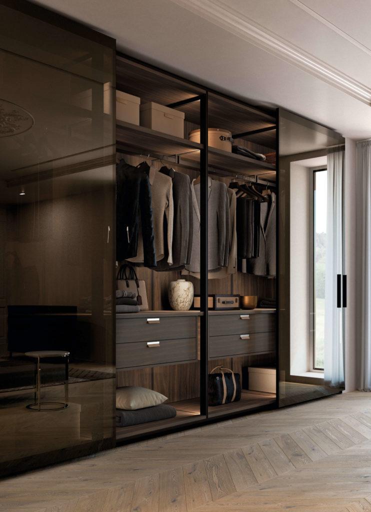 custom made closet