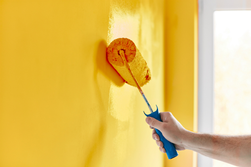 Where to Use Satin Paint